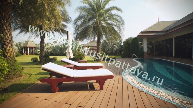 Pattaya, House - 400 sq.m.; Sale price - 29.900.000 THB; Baan Dusit Pattaya Lake