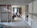 02 เมษายน 2557 Bang Saray Beach Condo - construction site