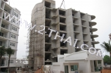 31 January 2013 Beach Front Jomtien  Residence - construction photo review