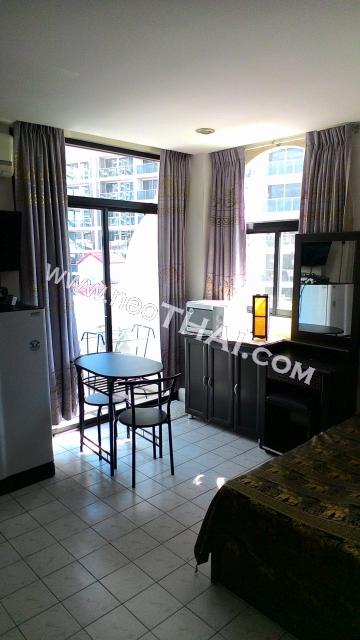Pattaya, Studio - 25 sq.m.; Sale price - 720.000 THB; Casa Espana Condominium