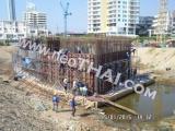15 January 2015 City Center Residence - construction site