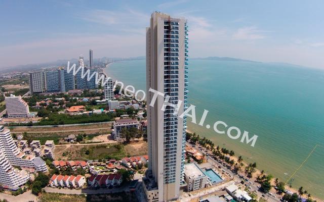 Cetus Beachfront Condominium Pattaya