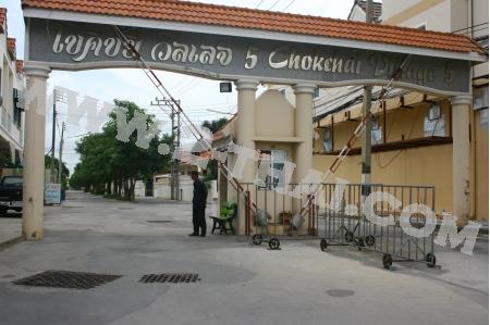 Chokchai Village 5 Pattaya