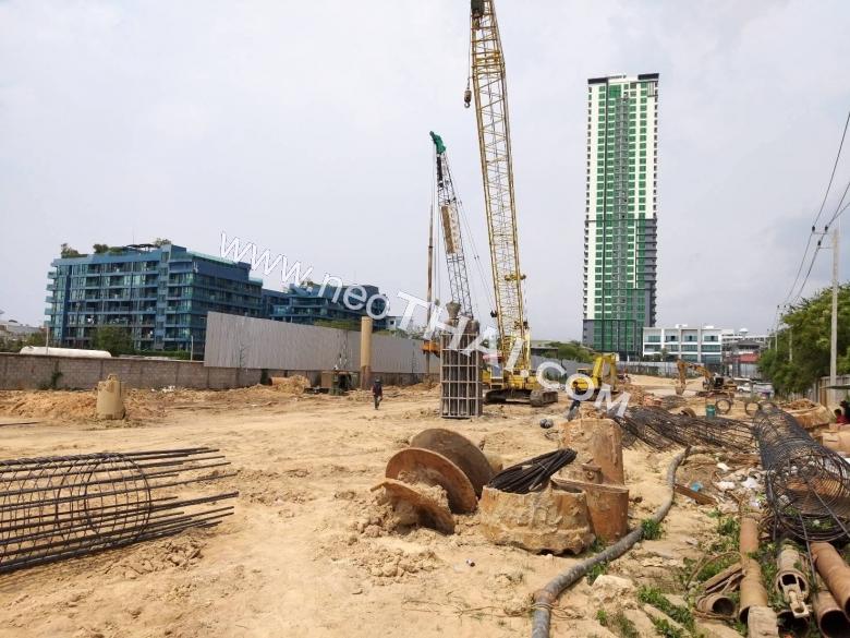 Construstion progress, August, September