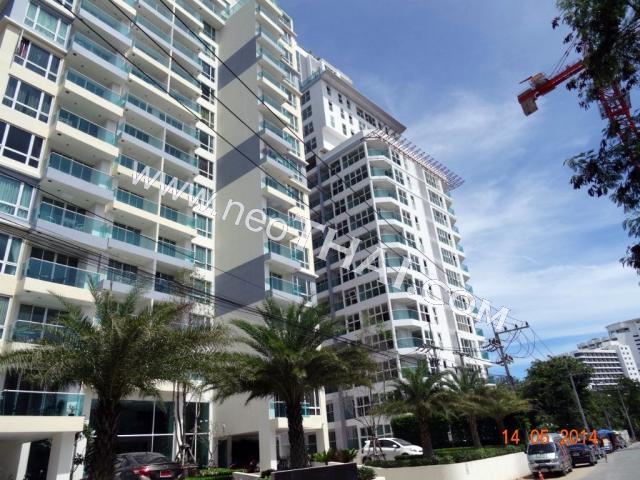 โคซี่ บีช วิว Cosy Beach View Condominium Pattaya