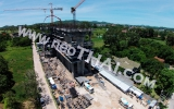 22 May 2015 Del Mare Condo - construction site foto