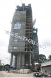29 July 2015 Del Mare Condo - construction site foto