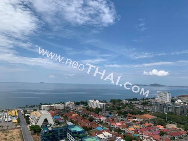 Pattaya, Apartment - 34.5 sq.m.; Sale price - 2.790.000 THB; Dusit Grand Condo View
