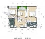 Dusit Grand Park 2 - Leilighet 7977 - 4.550.000 THB