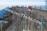17 Oktober EDGE Central Pattaya construction site