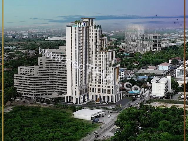 Pattaya, Studio - 23.5 sq.m.; Sale price - 1.990.000 THB; Empire Tower Pattaya