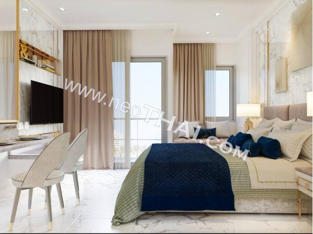Pattaya, Studio - 23.5 m²; Myyntihinta - 2.390.000 THB; Empire Tower Pattaya