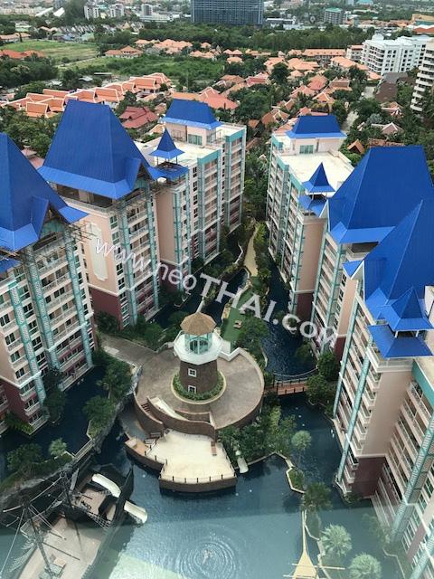 Pattaya, Apartment - 37 sq.m.; Sale price - 3.670.000 THB; Grande Caribbean Pattaya
