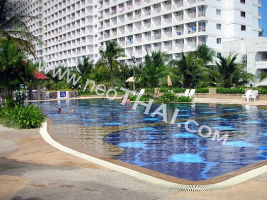 Jomtien Beach Condominium - Property to Rent, Pattaya, Thailand