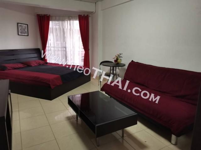 Pattaya, Studio - 28 sq.m.; Sale price - 940.000 THB; Jomtien Beach Condominium