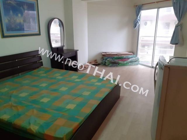 Pattaya, Studio - 28 sq.m.; Sale price - 840.000 THB; Jomtien Beach Condominium