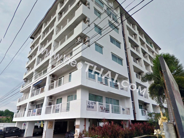 Jomtien Beach Mountain Condominium 2 Pattaya