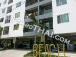 Lägenhet Jomtien Beach Mountain Condominium 6 - 950.000 THB