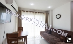 Jomtien Beach Mountain Condominium 6 - Appartamento 4392 - 1.340.000 THB