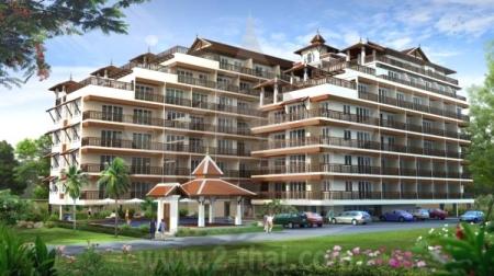 Jomtien Beach Penthouses Pattaya