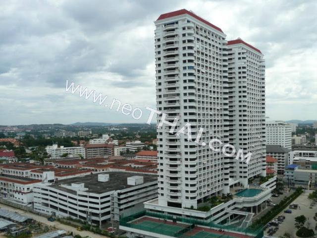 Jomtien Complex Condotel - Property to Rent, Pattaya, Thailand