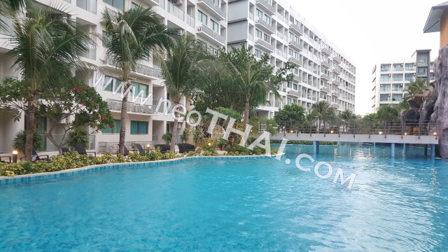 Pattaya, Studio - 27 kvm; Pris - 1.490.000 THB; Laguna Beach Resort 3 The Maldives