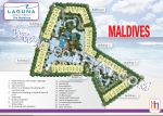 芭堤雅, 两人房间 - 27 m²; 出售的价格 - 1.399.000 泰銖; Laguna Beach Resort 3 The Maldives