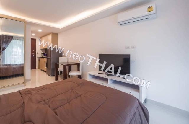 Pattaya, Studio - 27.5 m²; Myyntihinta - 1.250.000 THB; Laguna Beach Resort 3 The Maldives