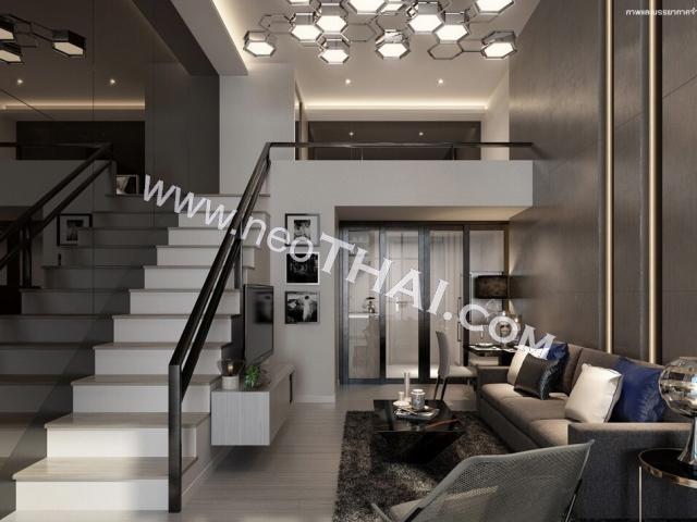 Pattaya, Studio - 35 sq.m.; Sale price - 1.499.000 THB; Laguna Beach Resort Jomtien 2