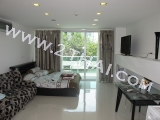 22 March 2012 FIRE SALE! Fully furnished studio 45.2 sqm, first coastline, Wongamar Beach - 2.3M baht