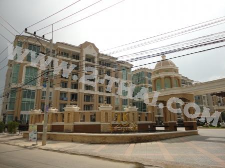 LK Legend Condominium Pattaya