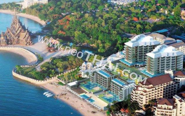 Modus Beachfront Condominium Pattaya