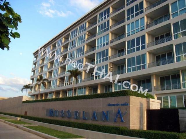 Musselana Beachfront Boutique Condominium Pattaya