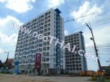 21 April 2015 Nam Talay Condo - construction photo