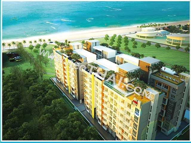 Neo Condo Sea View Pattaya