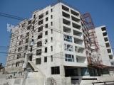 Construstion progress, October, November