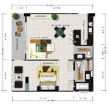 01 July 2011 HOT SALE! 1 bedroom unit for sale at Nova Ocean View. Foreigner ownership.