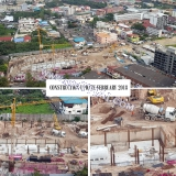 09 September 2017 City Garden Olympus construction started