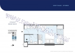 Studio Once Pattaya - 2.850.000 THB