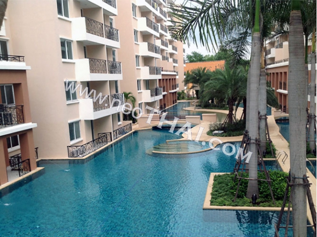Paradise Park Pattaya