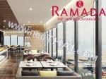 パタヤ, スタジオ - 27 平方メートル; 販売価格 - 2.590.000 バーツ; Ramada Pattaya Mountain Bay