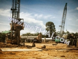 26 May 2014 Savanna Sands - construction site