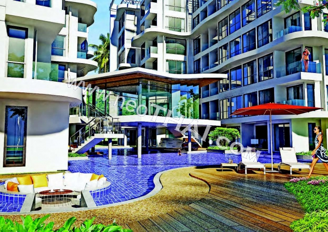 Sea Zen Condo Bang Saray Pattaya