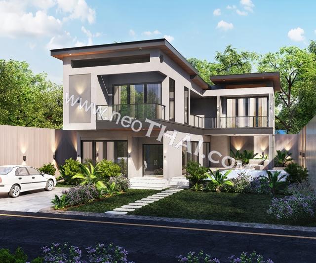 Serenity Jomtien Villas Pattaya