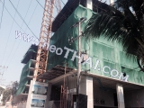 03 March 2014 Serenity Wongamat - construction site foto
