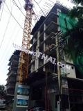 05 June 2014 Serenity Wongamat - construction site foto