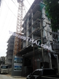 04 August 2014 Serenity Wongamat - construction site foto