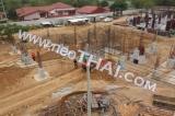 Construstion progress, May, June