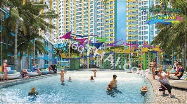 Seven Seas Le Carnival Pattaya