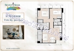 Seven Seas Le Carnival - Apartment 9233 - 4.760.000 THB